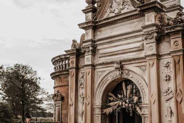 Decorative masonry work